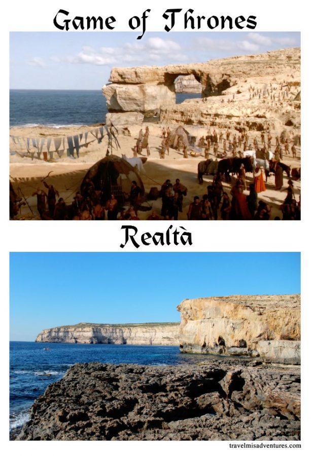 Dove è stato girato Game of Thrones