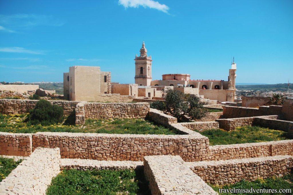 Cosa vedere a Gozo Malta: Cittadella