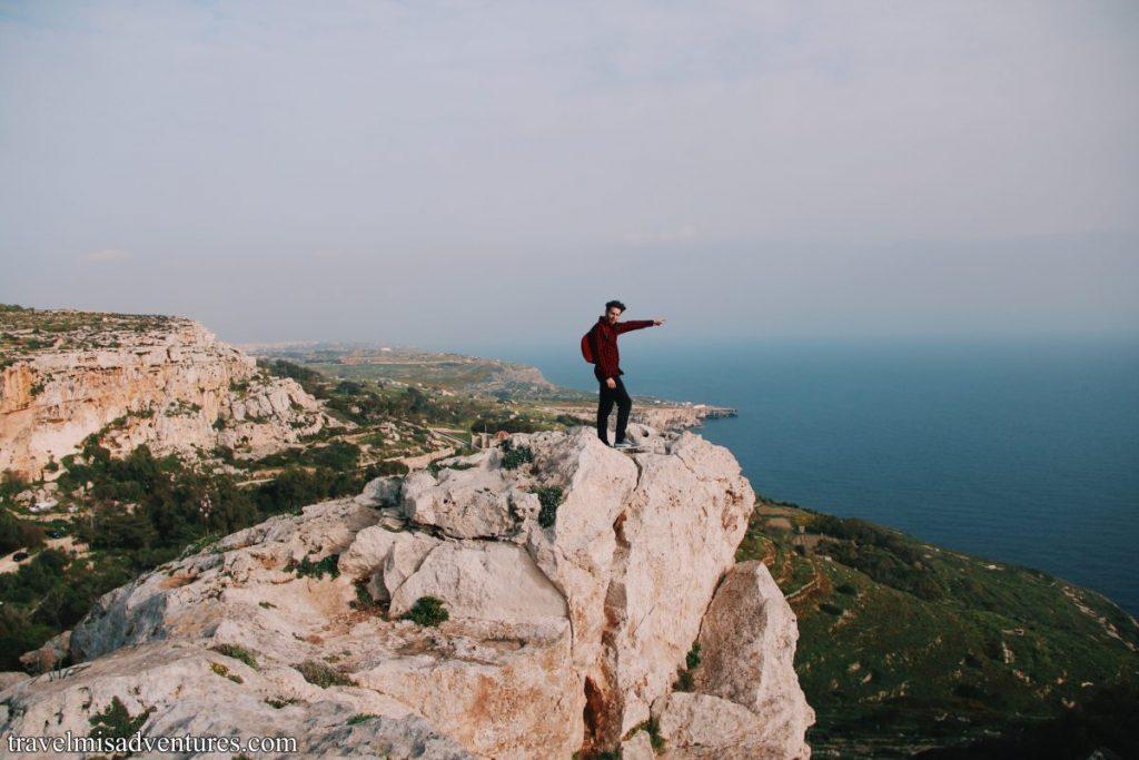 cosa vedere 4 giorni a Malta: Dingli Cliffs
