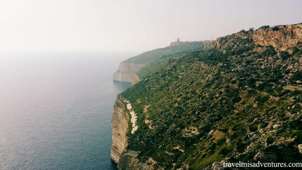 Posti poco turistici da non perdere a Malta: Dingli Cliffs