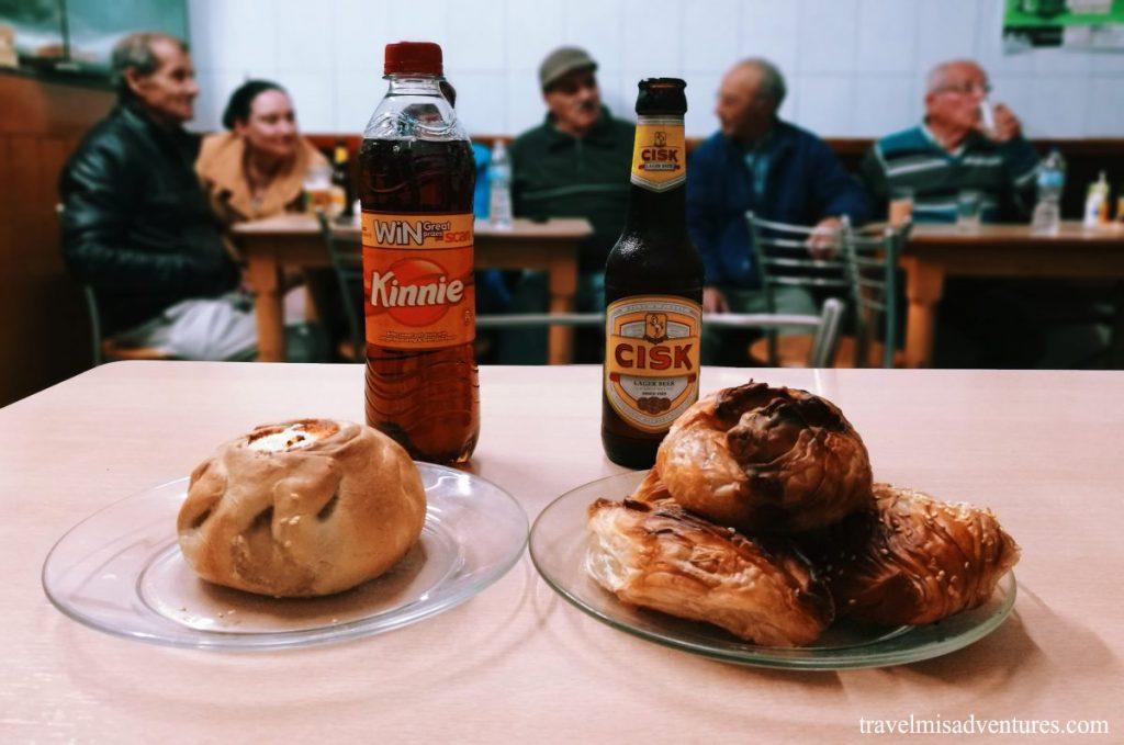 Cosa mangiare a Malta: Pastizzi e Cisk