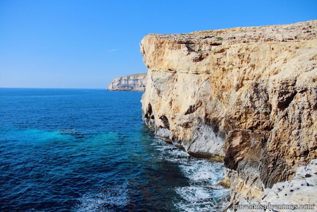 visitare l'Azure Window Malta