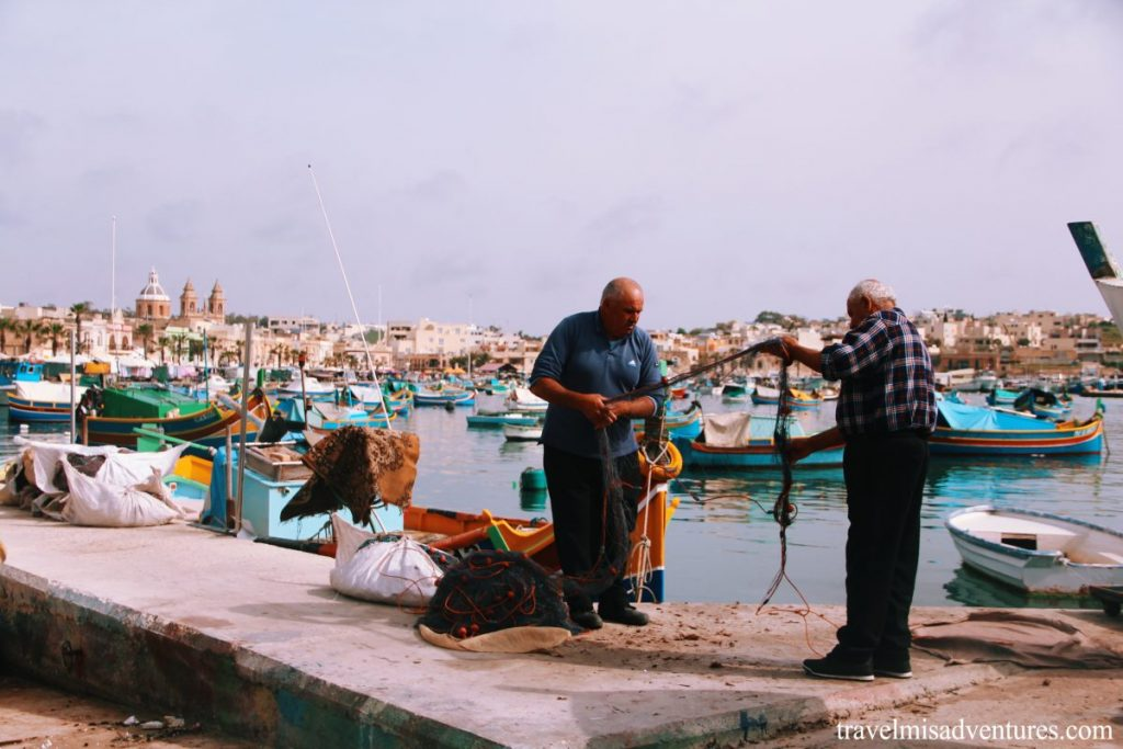 Cosa vedere a Malta: Marsaxlokk