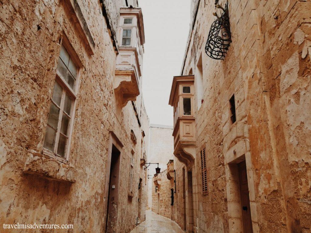 cosa vedere a Malta: Mdina