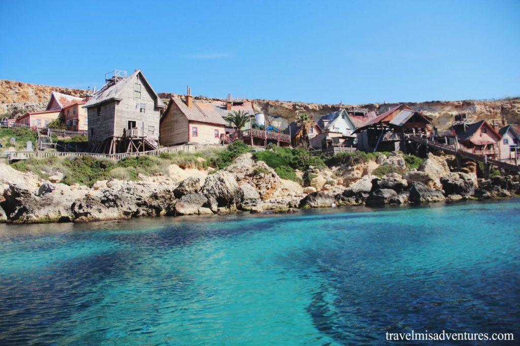 Cosa fare a Malta: visitare il Popeye Village