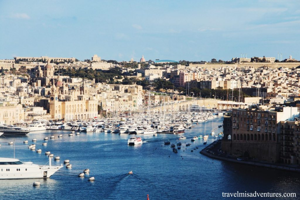 Cosa visitare a Malta: Three Cities