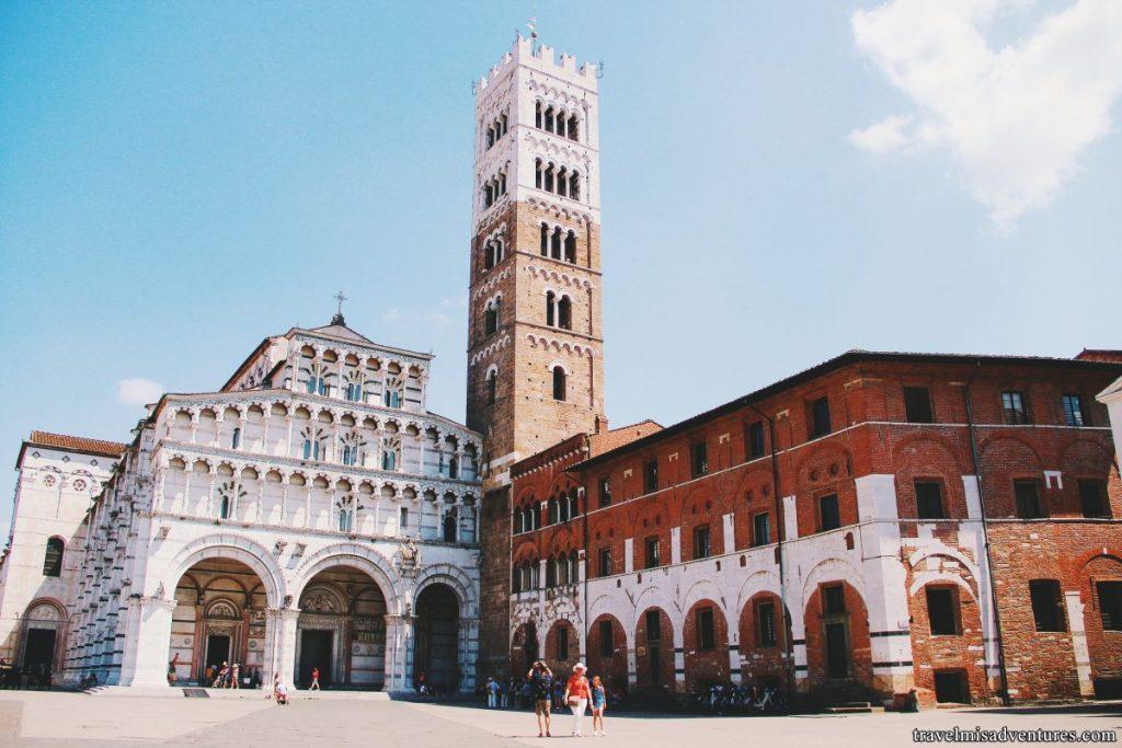 Cattedrale-di-San-Martino Lucca in un giorno