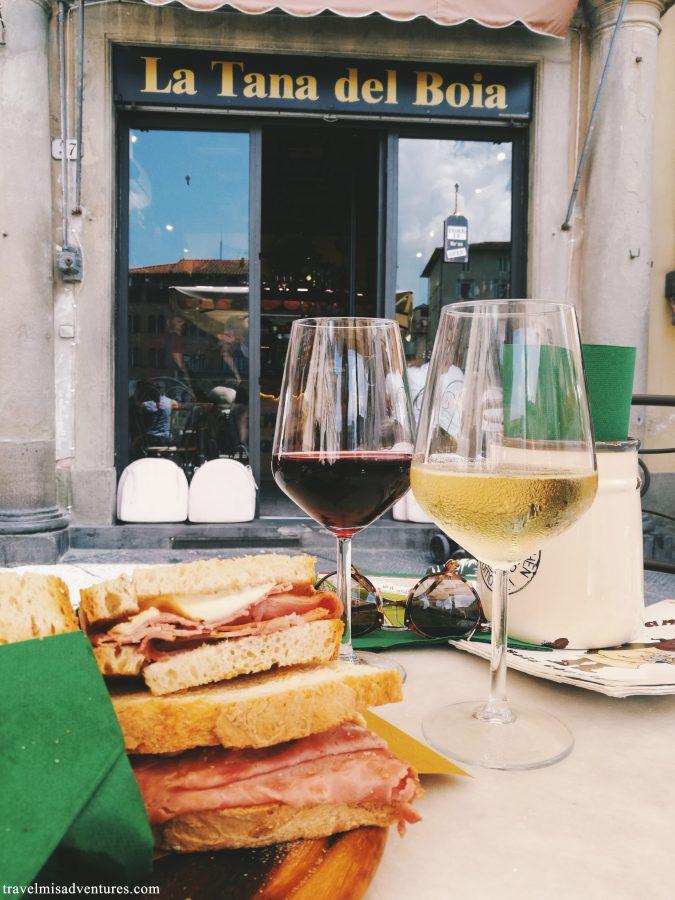 La Tana del Boia Dove mangiare a Lucca
