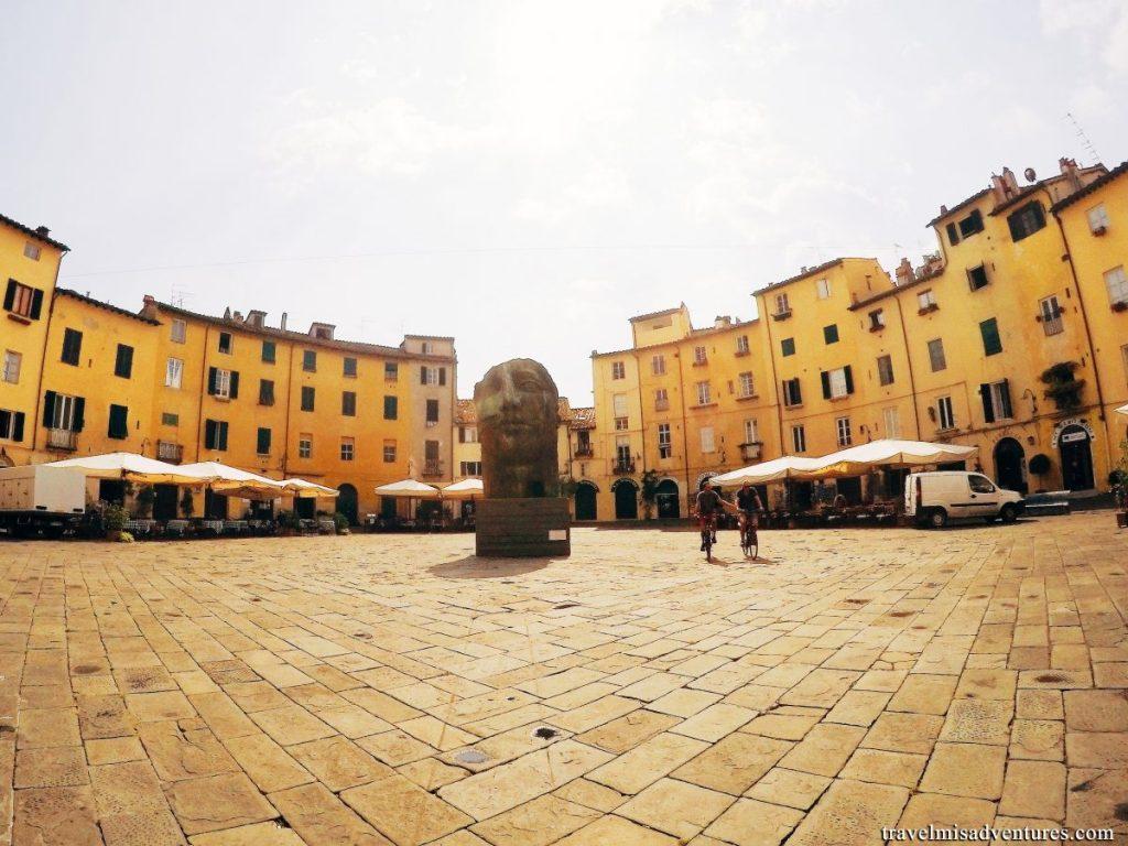 un giorno a Lucca cosa vedere