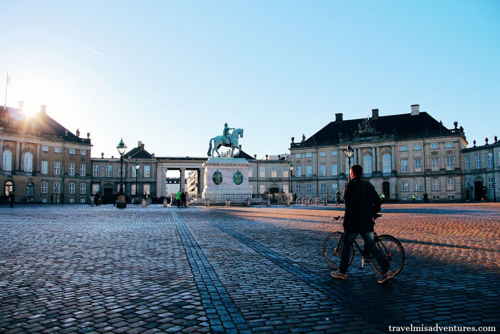 Amalienborg copenaghen