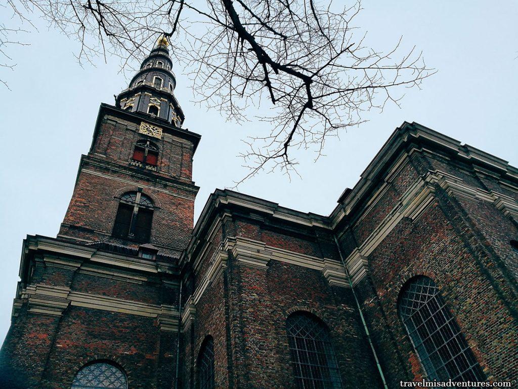 Chiesa del nostro Redentore Copenaghen