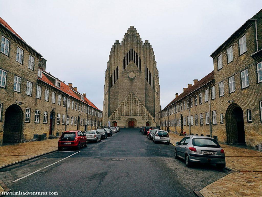 Gruntvig chiesa copenaghen