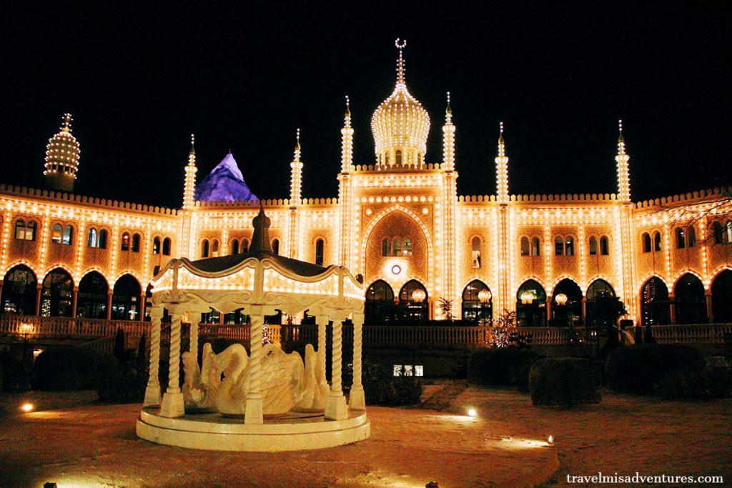 Tivoli-Gardens-night copenaghen