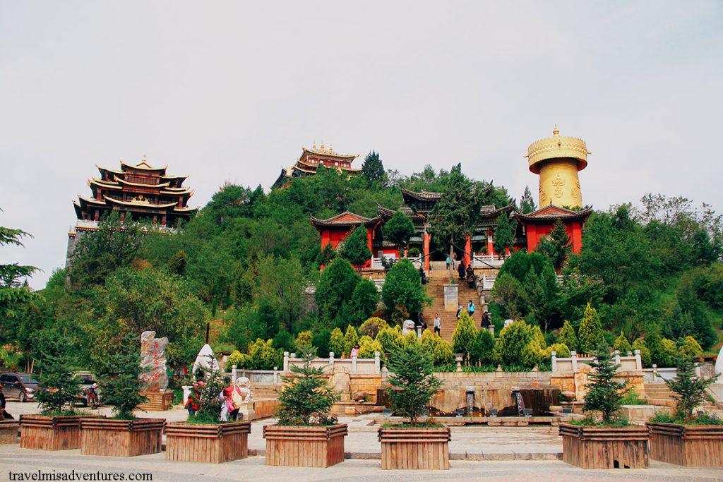 Shangri-La Yunnan Cina viaggio