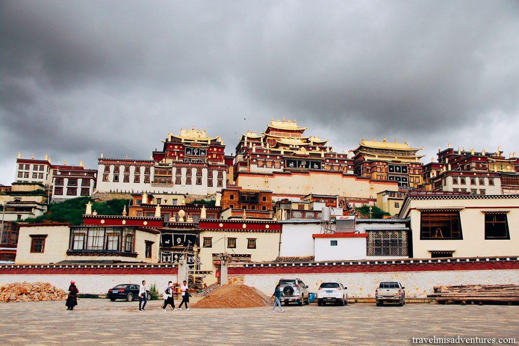 Songzanlin-monastery-Shangrila-Cina