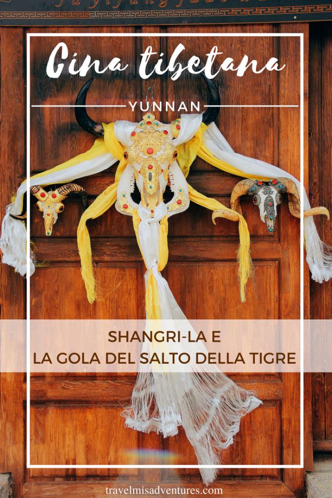 Viaggio nella Cina Tibetana, Shangrila e Gola del Salto della Tigre