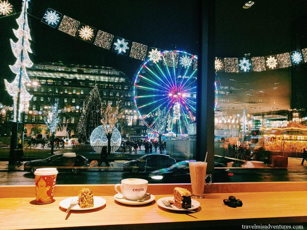 Mercatini di Natale di Glasgow