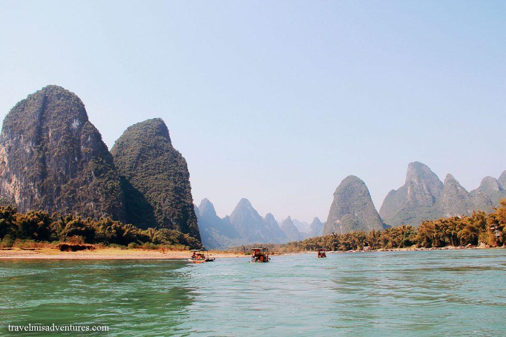 Guilin viaggio Cina