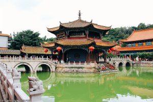 Kunming Viaggio Cina