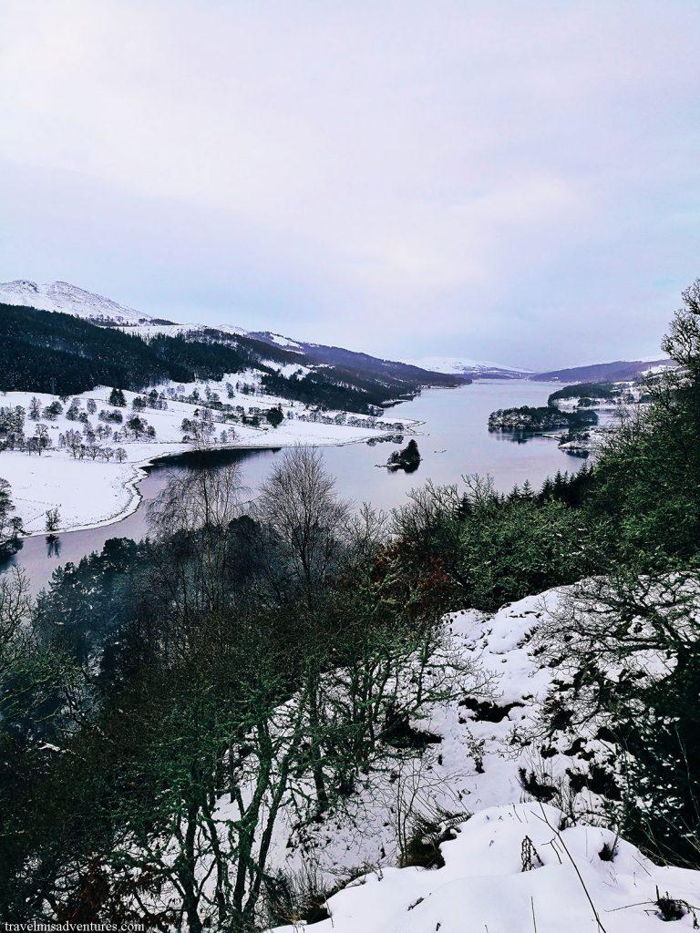 Viaggio in Scozia in inverno