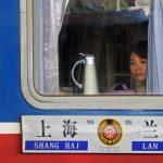 prendere il treno in Cina