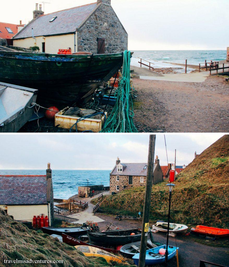 Crovie-villaggio-pescatori-Scozia