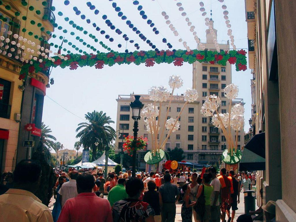 Malaga Feria Andalusia