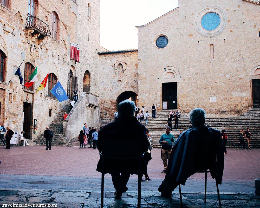 San-Gimignano-Piazza-Toscana-Chianti