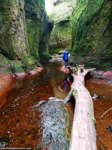 Devil's-Pulpit-Scozia-cosa-vedere