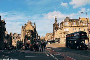 Edimburgo-Scozia