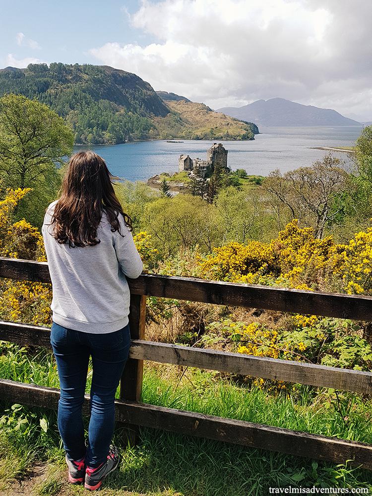Eilean-Donan-Castello-itinerario-viaggio-scozia-cosa-vedere