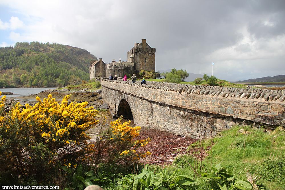 Eilean Donan castello scozia viaggio 10 giorni