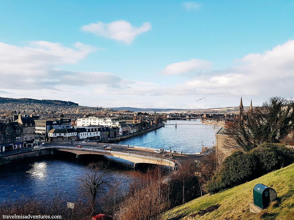 Inverness Scozia cosa visitare itinerario