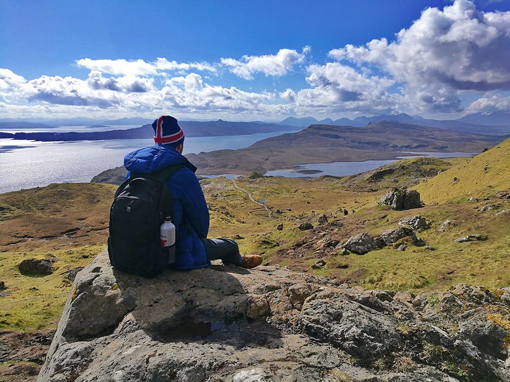 Viaggio ebridi Interne Isola di Skye