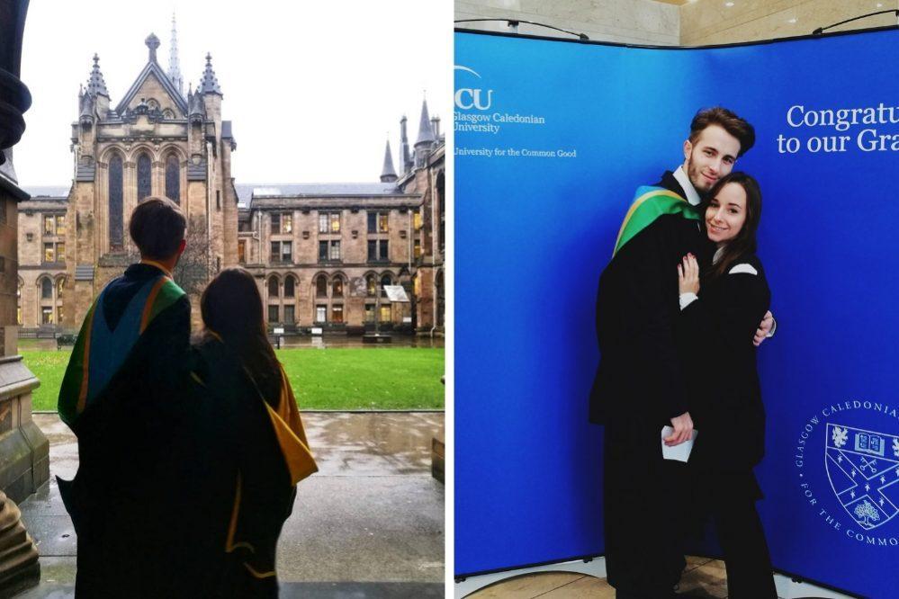Laurea Master Glasgow estero