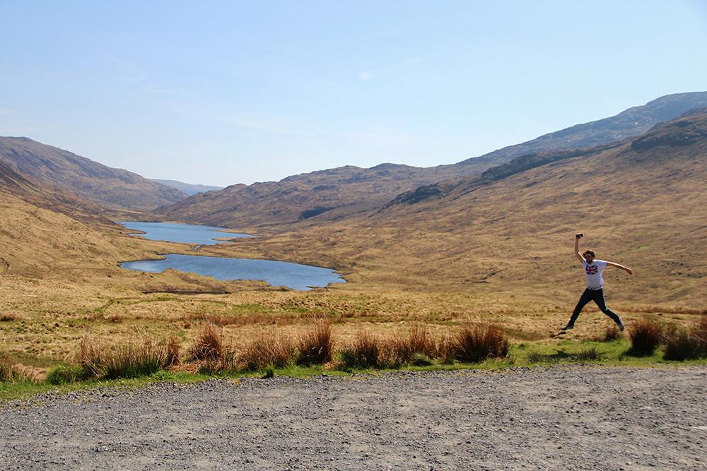 Paesaggi Scozia isola di Mull itinerario di viaggio