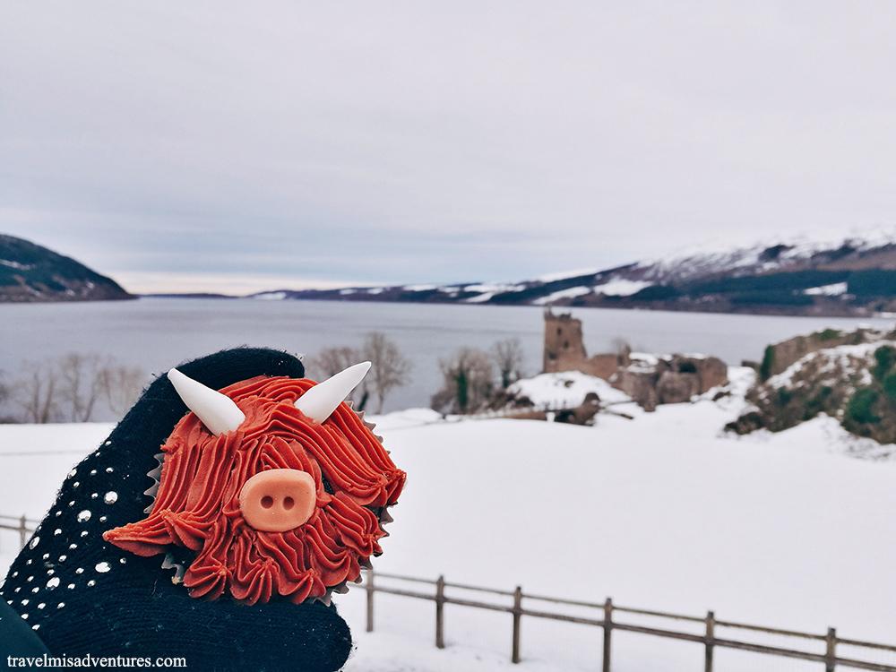 Scozia-Urquhart-Castle-Lago-di-Loch-Ness