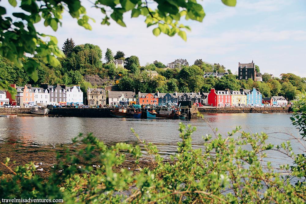Isola di Mull Scozia viaggio 10 giorni