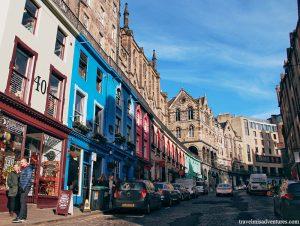 Victoria-Street-Edimburgo-Harry-Potter