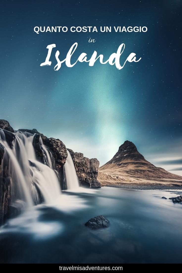Quanto costa un viaggio in Islanda