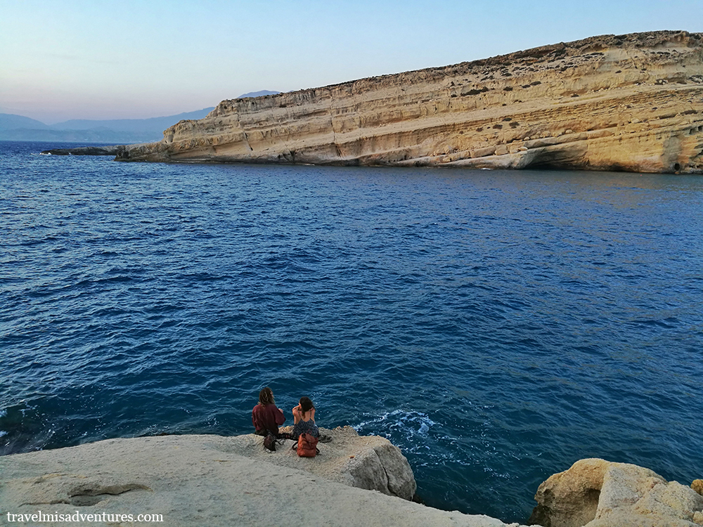 Matala Creta spiagge più belle da vedere