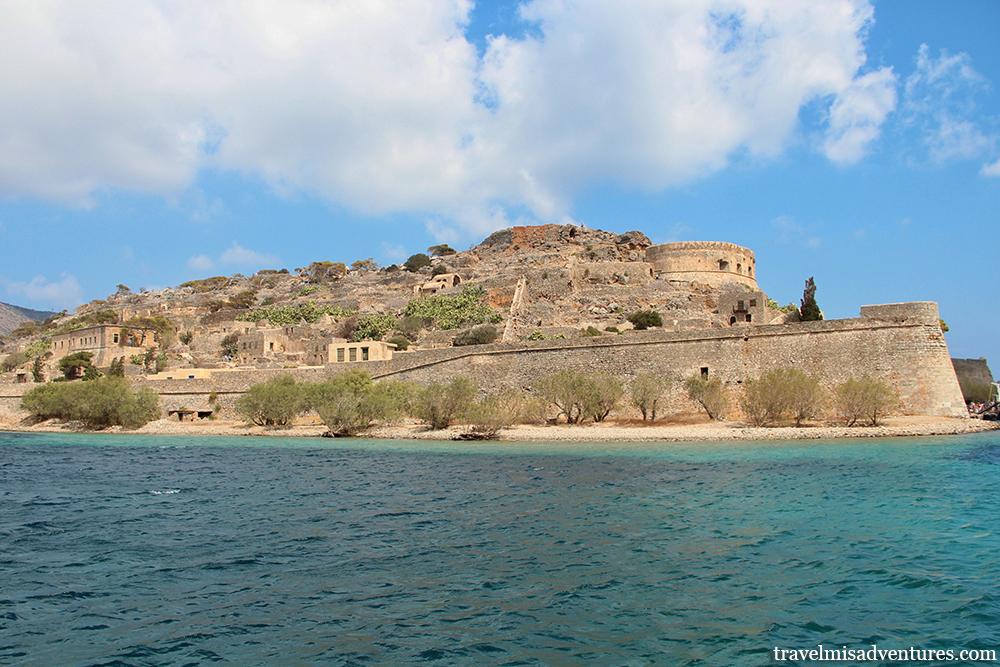 Isola di Spinalonga Creta itinerario 10 giorni