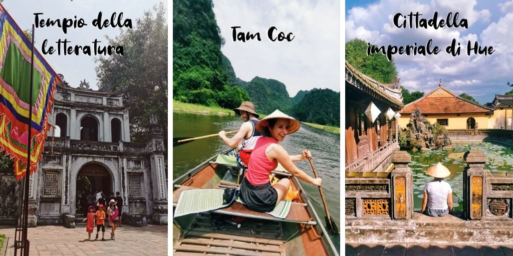 Costo attrazioni turistiche in Vietnam