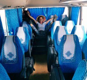 Prezzo autobus interni in Vietnam