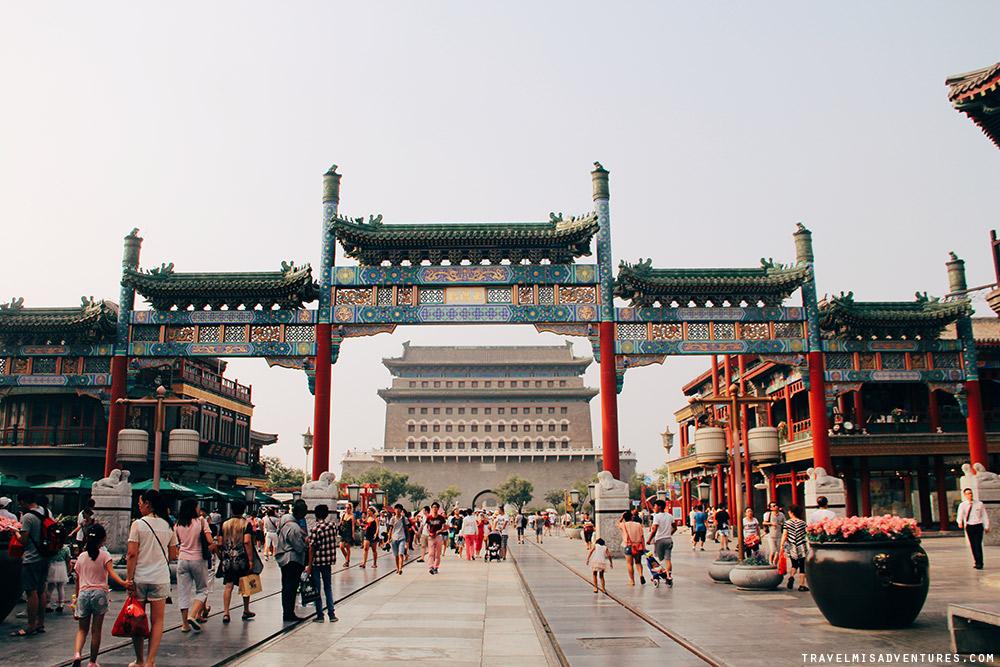 Cosa visitare a Pechino: Qianmen