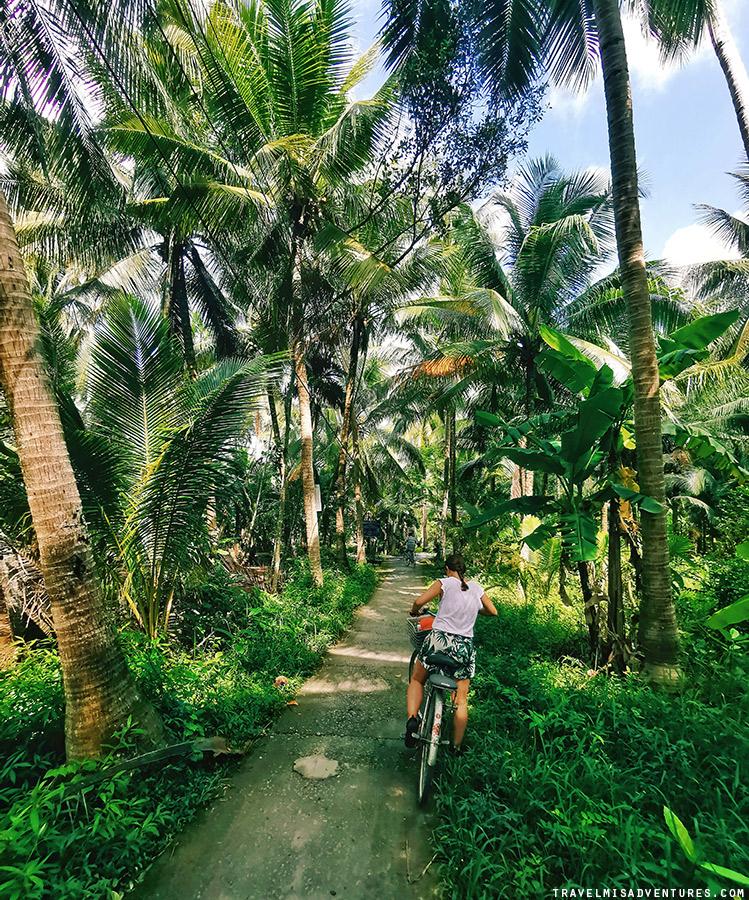 Itinerario tre giorni Delta Mekong - Ben Tre