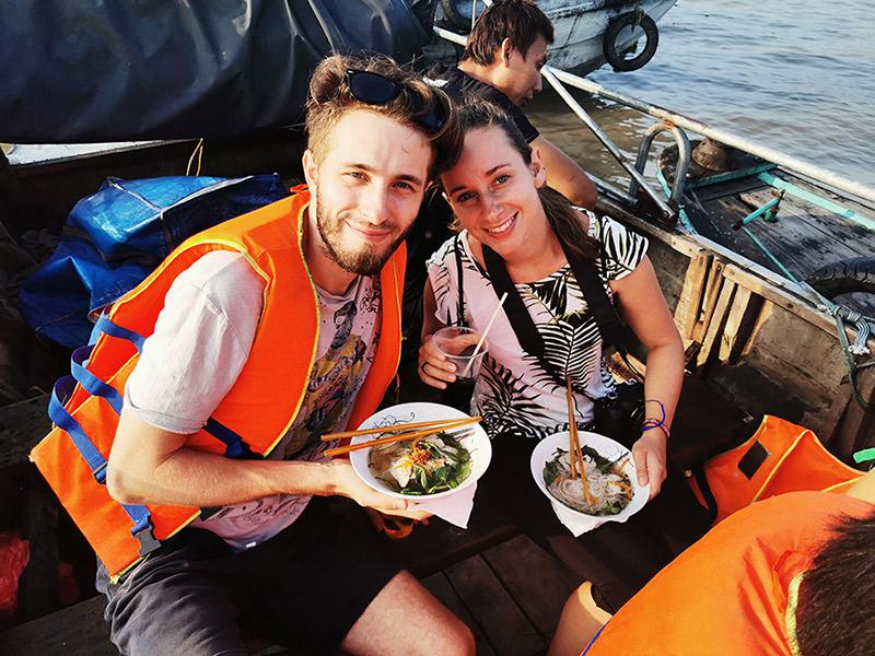 Mekong Delta diario di viaggio
