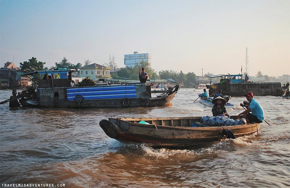 Diario di viaggio Delta Mekong Vietnam