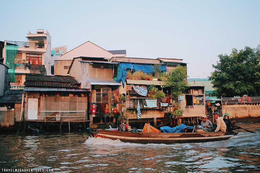 Tre giorni nel Mekong Delta