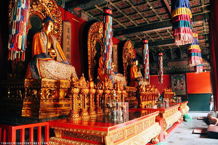 Cosa visitare a Pechino: tempio dei Lama